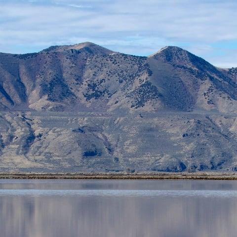 Mountains Around The Great Salt Lake in Utah | MagnaPro®